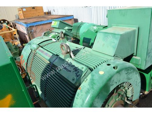 Used teco second 2nd hand teco equipment for sale for Surplus electric motors sale