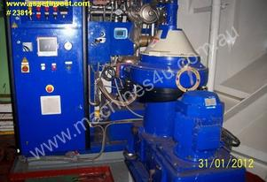 Alfa Laval Reconditioned Separator