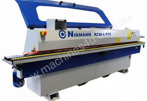 Edgebander with pre milling and corner rounder