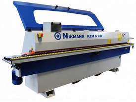 NikMann KZM6 -RTF-v12 are European made edgebanders with pre milling and corner rounder - picture0' - Click to enlarge