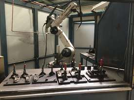 Robotic Welding Cell x 2 - picture0' - Click to enlarge