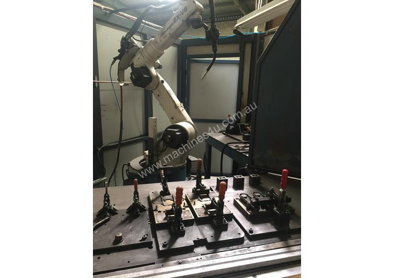 Robotic Welding Cell x 2