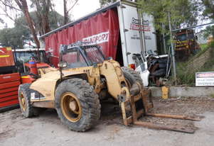 cat TH220b telehandler , ex mines WA ,