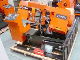 COSEN C-300NC *FULLY AUTOMATIC BANDSAW* - picture1' - Click to enlarge