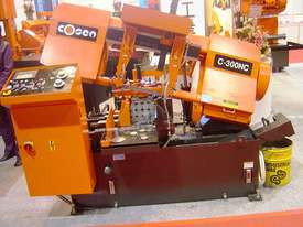 COSEN C-300NC *FULLY AUTOMATIC BANDSAW* - picture0' - Click to enlarge