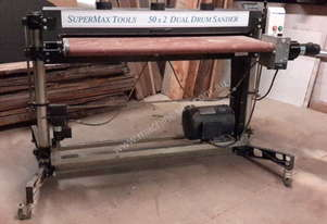 Supermax   50 x2 Drum Sander