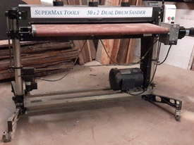 SuperMax 50 x2 Drum Sander - picture0' - Click to enlarge