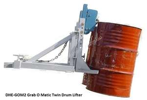 Grab O Matic Twin Drum Lifter GOM2