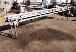 Tripax Flat Belt Conveyor