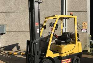 Multiple Used Hyster Forklifts 2 Tonne +