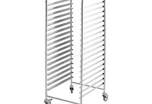Simply Stainless SS16.2/1 Mobile Gastronorm Trolle