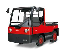 Linde Series 127 P250 Electric Tow Tractors - picture0' - Click to enlarge