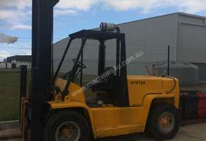 Good condition 7T counterbalance forklift