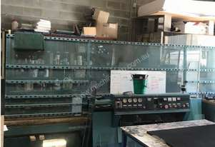 Glass Edge Polisher Used