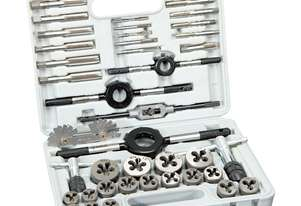 41 Piece Tap & Die Set - Metric