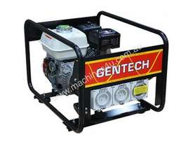Gentech Honda 3.4kVA Generator with Worksafe RCD Outlet - picture4' - Click to enlarge