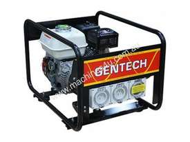Gentech Honda 3.4kVA Generator with Worksafe RCD Outlet - picture20' - Click to enlarge