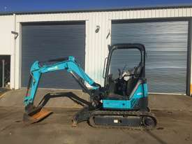 2.7 Tonne EXCAVATOR AX27 - picture0' - Click to enlarge
