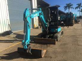 2.7 Tonne EXCAVATOR AX27 - picture2' - Click to enlarge