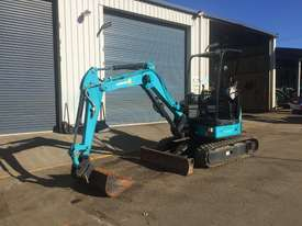 2.7 Tonne EXCAVATOR AX27 - picture3' - Click to enlarge