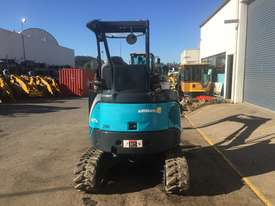 2.7 Tonne EXCAVATOR AX27 - picture5' - Click to enlarge