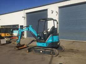 2.7 Tonne EXCAVATOR AX27 - picture7' - Click to enlarge