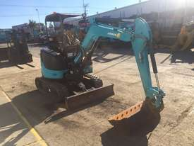 2.7 Tonne EXCAVATOR AX27 - picture8' - Click to enlarge