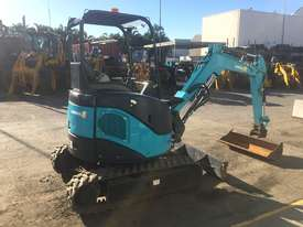 2.7 Tonne EXCAVATOR AX27 - picture16' - Click to enlarge