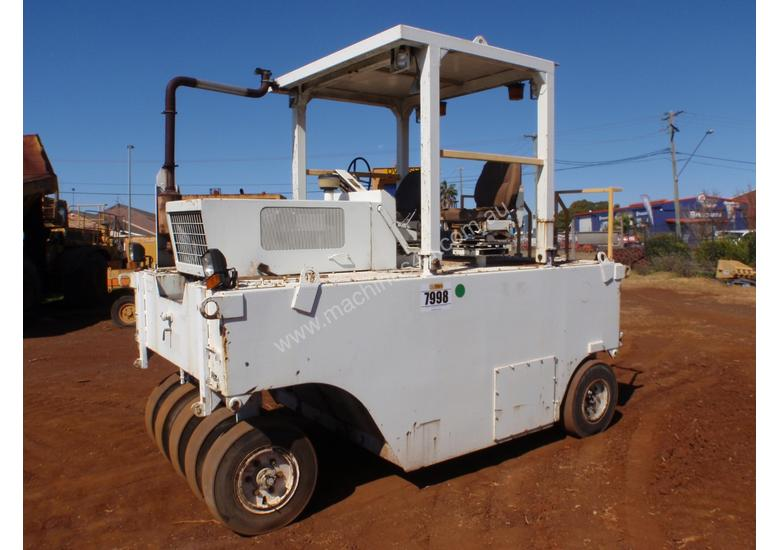 Pacific RP16 M/T Roller *CONDITIONS APPLY*