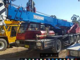25 TONNE TADANO TL200M 1986 - ACS - picture0' - Click to enlarge
