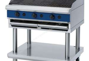Blue Seal Evolution Series G596-LS - 900mm Gas Chargrill Leg Stand