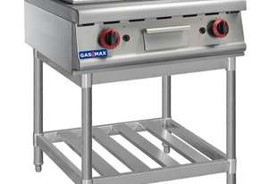 F.E.D. JZH-LRG(F) - Griddle on stand with flat plate