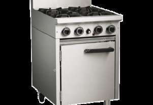 Cobra CR6C - 600mm Gas Ranges - Gas Static Oven Range