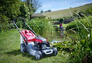 Mountfield SP535HW Walk behind mower Lawn Equipment