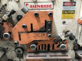 Just In - 55Ton Sunrise Punch Shear - picture2' - Click to enlarge