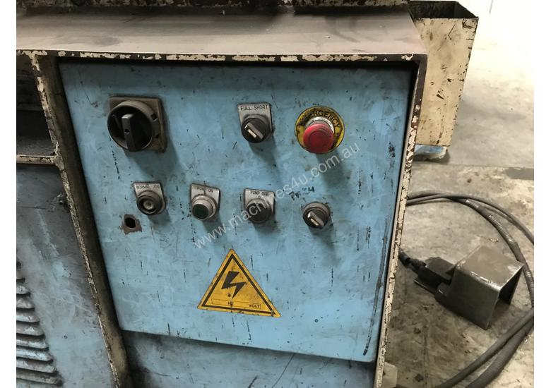 Just In - 55Ton Sunrise Punch Shear