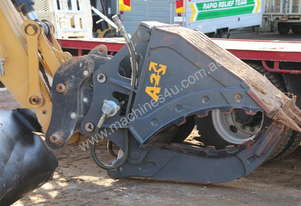Used MGB050 5t Excavator Multi Bucket Thumb Grab