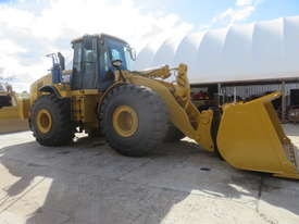 2009 CATERPILLAR 972H WHEEL LOADER - picture0' - Click to enlarge