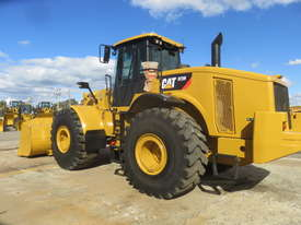 2009 CATERPILLAR 972H WHEEL LOADER - picture2' - Click to enlarge