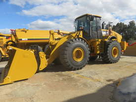 2009 CATERPILLAR 972H WHEEL LOADER - picture3' - Click to enlarge