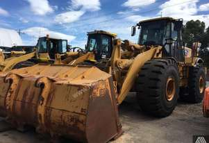 2009 CATERPILLAR 972H WHEEL LOADER