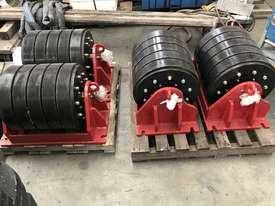 WHT-100  Rotators (150ton Turning Capacity)  - picture6' - Click to enlarge