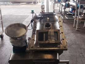 Tubular Screw Conveyor, 100mm Dia x 2800mm L - picture1' - Click to enlarge
