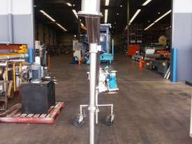 Tubular Screw Conveyor, 100mm Dia x 2800mm L - picture2' - Click to enlarge