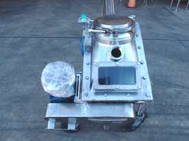 Tubular Screw Conveyor, 100mm Dia x 2800mm L - picture4' - Click to enlarge