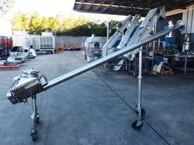 Tubular Screw Conveyor, 100mm Dia x 2800mm L - picture5' - Click to enlarge