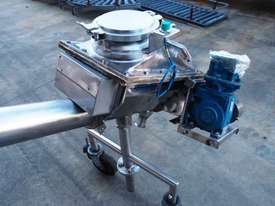 Tubular Screw Conveyor, 100mm Dia x 2800mm L - picture6' - Click to enlarge