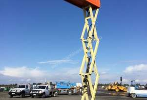 2017 JLG 1930ES Electric Scissor Lift: 21'-30'