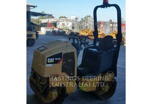 CATERPILLAR CB14B Vibratory Double Drum Asphalt
