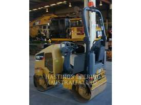 CATERPILLAR CB14B Vibratory Double Drum Asphalt - picture0' - Click to enlarge
